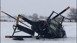 Top 10 Helicopter Crash Compilation 2019