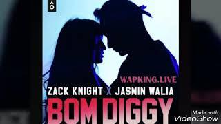 Zack Knight × Jasmin Walia   Bom Diggy   (Official Music Video)