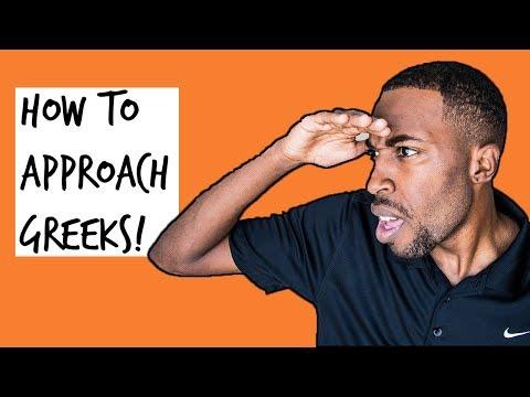 A GUIDE TO HELP YOU APPROACH GREEKS | NPHC ADVICE