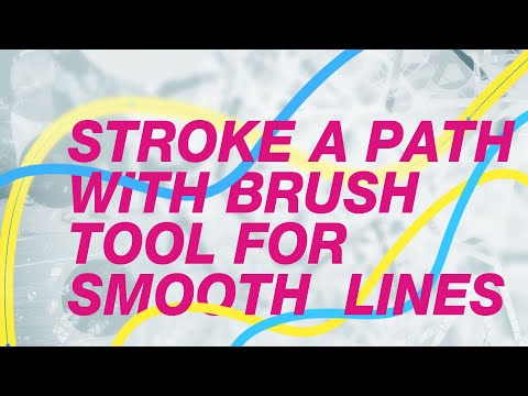 Photoshop: Use the Pen Tool & Brush Tool to Create Lines & Shapes (unedited in-class demo)