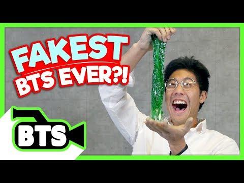 The Fakest BTS Ever! (BTS)