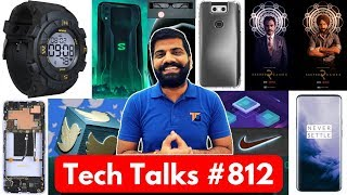 Tech Talks #812 - OnePlus 7 Pro + Sacred Games 2, TSMC 5nm, Realme X SD710, Twitter Accounts