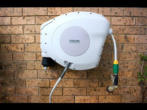 How to install a HOSE REEL