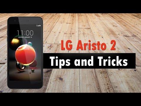 LG Aristo 2 Tips and Tricks