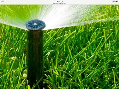 🌎 Washing Machine water -- Saves Your Lawn-- Grey Water Sprinkler --DIY