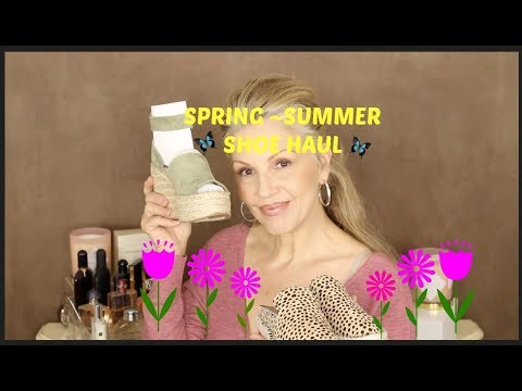 ~Lord & Taylor 🌱Spring/Summer 🌻 Shoe 👡Haul!~
