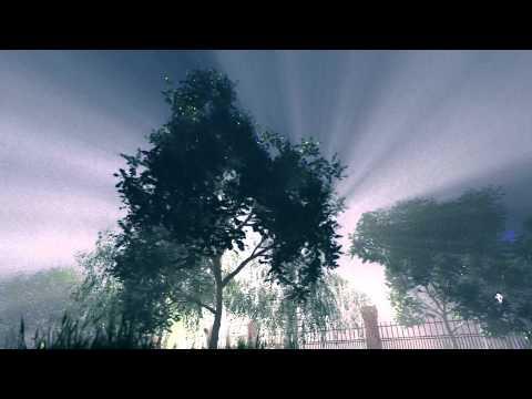 God Rays - Blender Volume Lighting