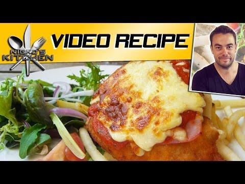 How to make Chicken Parmigiana p2