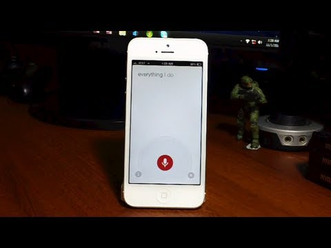 Google Voice Search - For iPhone, iPod Touch And iPad - Best iPhone And iPad Apps