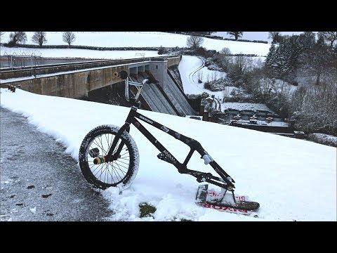 THE SNOW BMX MACHINE - SMX