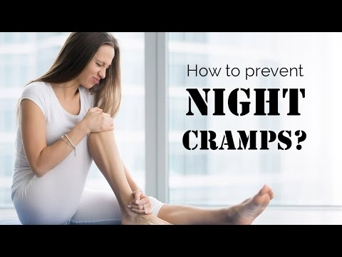 How to prevent night cramps | health and wellness videos