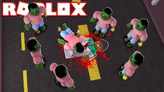SURVIVE THE ZOMBIE APOCALYPSE IN ROBLOX