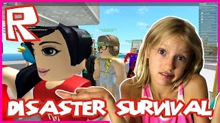 Download Natural Disaster Survival / No Double Disaster / Roblox Video