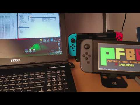 Homebrew Nintendo Switch pFBA Emulator/Virtual Console Instructional Video and Tutorial