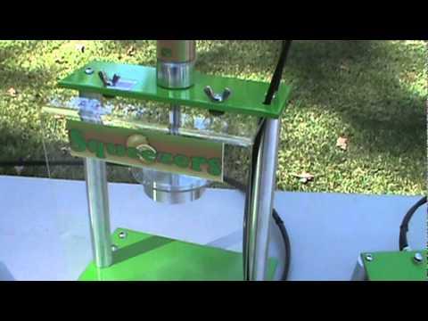 2012 Lemon Smasher Air-Powered Juicer Squeezer