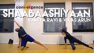 Shaabaashiyan | Ramita Ravi & Vikas Arun (Project Convergence) | Mission Mangal | Amit Trivedi
