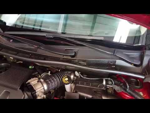 Nissan sentra mass air flow sensor replacement