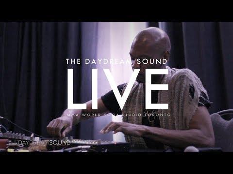 The Daydream Sound Live Octatrack Pop Up Concert