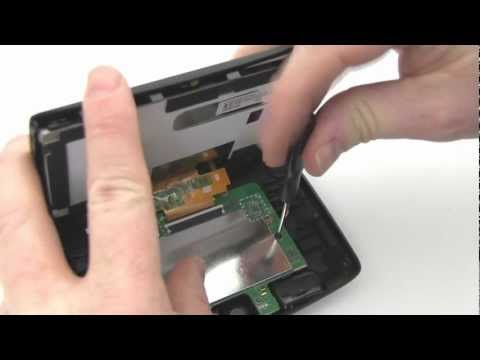How to Replace Your TomTom Via 1405TM Battery