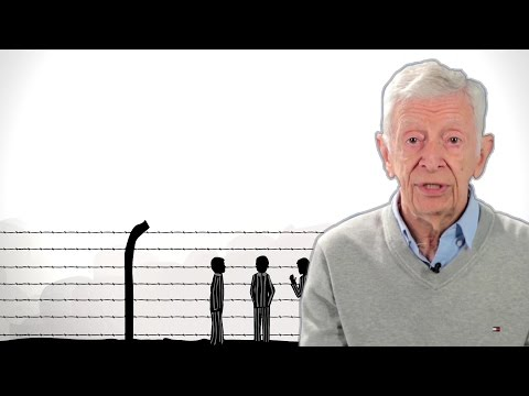 A Holocaust Survivor Recalls The Day He Was Liberated