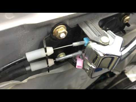 Hyundai Santa Fe Door Handle Easy Fix