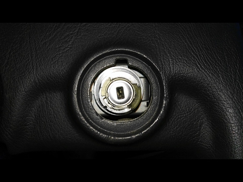 How-To / replace the lock cylinder on older Mercedes...