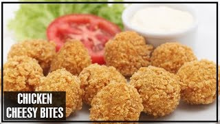 Chicken Cheesy Bites By Fatima | Quick And Easy Recipe | Homemade | Food Recipes | OnePlatter