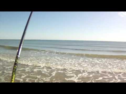 Fishing on Padre Island National Seashore