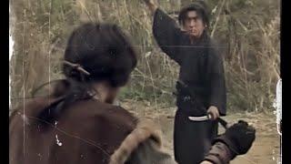 Musashi vs Shishido Baiken