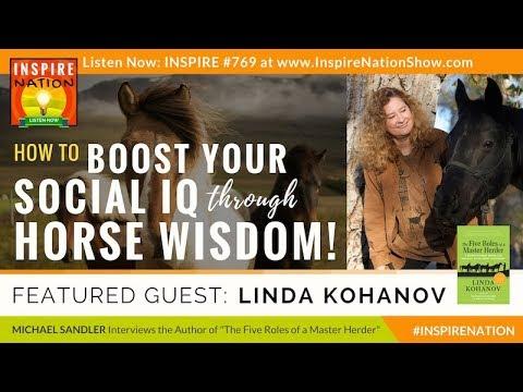 🌟 What Horses Can Teach You About Leadership & Social Intelligence | LINDA KOHANOV