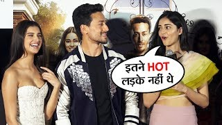 Tara Sutaria And Ananya Panday Talks On Their COLLEGE Life | Student Of The Year  2 | Tiger Shroff