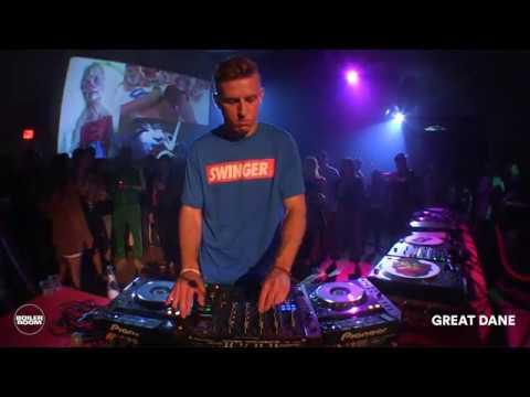 Great Dane Boiler Room Oakland DJ Set