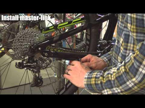 Mountain Biking With JANS.com: How to repair a broken chain
