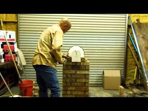 Building Brick mailbox using template (Mailbox Maximizer) Part 2