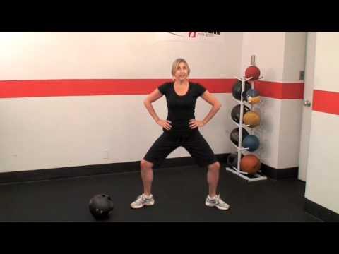 How to Get a Dancer's Legs Part 1: Dancer's Squat - 2nd Position Plie