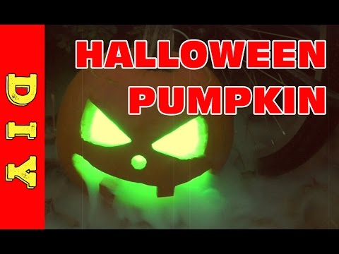 How To Carve A Scary Pumpkin For Halloween Diy