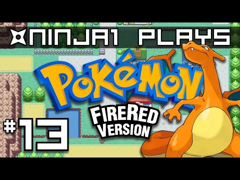 Pokemon FireRed - Ep.13 - Killing Ghosts!