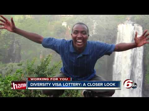 Diversity Visa Lottery allows families to live American dream