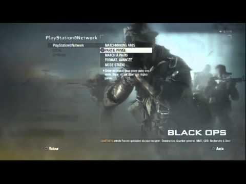 Black OPS Hack Prestige 15th + lvl 50 + 2 500 000 Cod Points [PS3 JB]