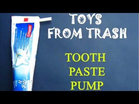 Tooth Paste Pump | Italian