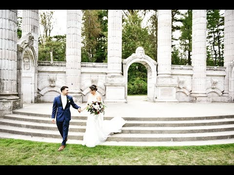 Keila & Argenis - Guild Inn Estate - Toronto  Wedding Cinematography