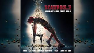 Diplo, Lil Pump, Juicy J, Famous Dex, French Montana - Welcome To The Party (Remix) (Official Audio)