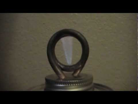 Sterno coil stove