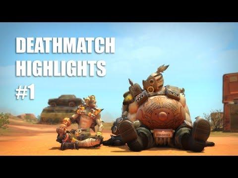 Overwatch: Deathmatch Highlights #1