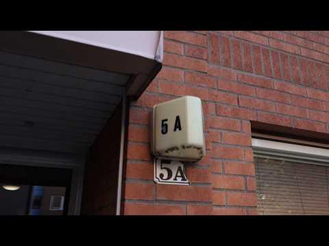 EPIC!!! 1982 KONE Traction Elevator @ Staffansgatan 5A, Gävle, Sweden.
