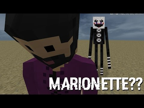 FNAF marionette in SurvivalCraft? | How to spawn FNAF marionette in SurvivalCraft [NO MODS]