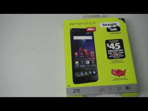 Straight Talk ZTE Max Duo 4G LTE...the best Android phone for the money?