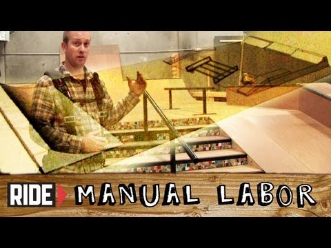 How-To Build a Skatepark: Planning & Design - Manual Labor