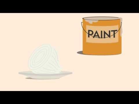 Painting Tips: How to Reduce Fumes | #DollarsandSense