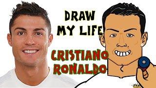 Cristiano Ronaldo - DRAW MY LIFE! (CR7 goals, highlights, records)
